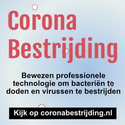 Professionele Coronabestrijding COVID 19